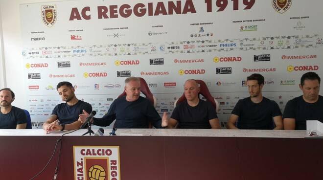 """Reggiana, Alvini: """"Rispetto il Bari, ma noi siamo la Reggiana: faremo di tutto"""" Reggiana-21954.660x368"""